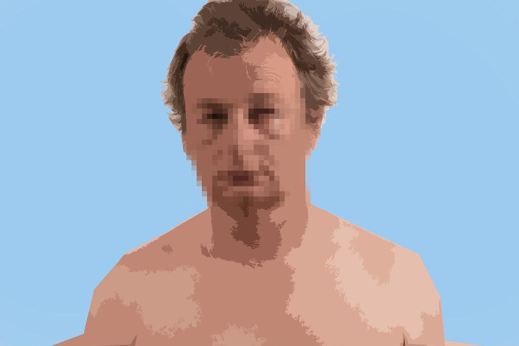 Autoportrait couleur