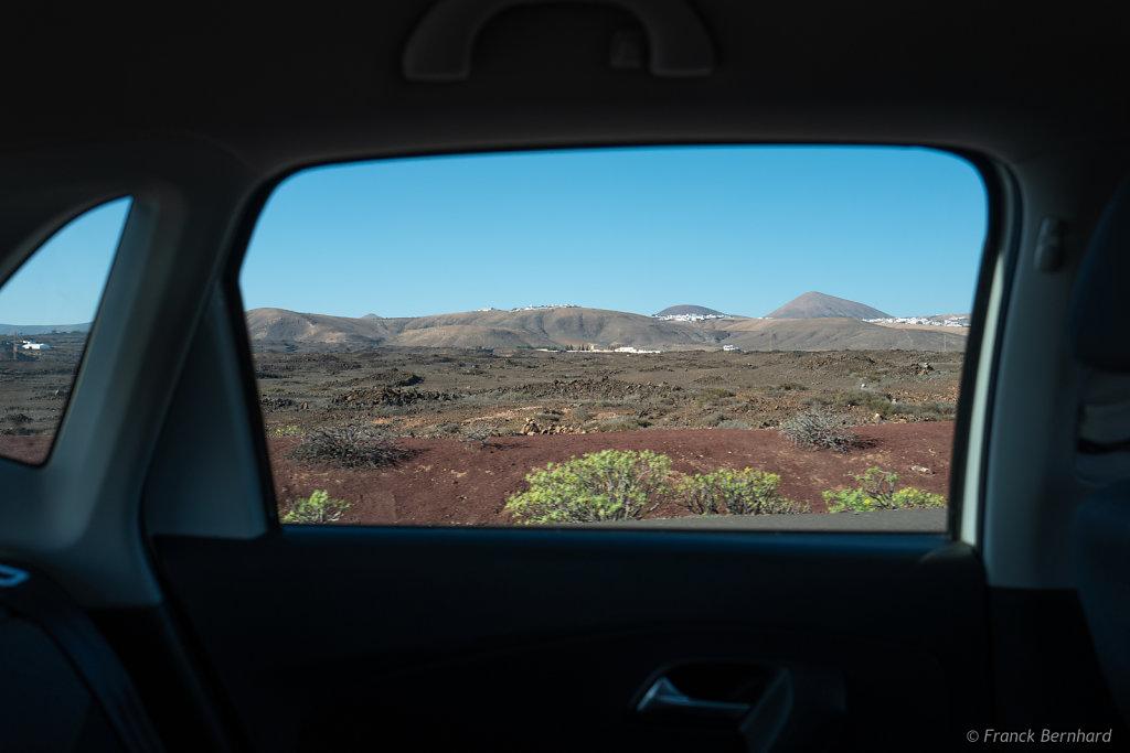 """Lanzarote """"Terre de feu"""""""